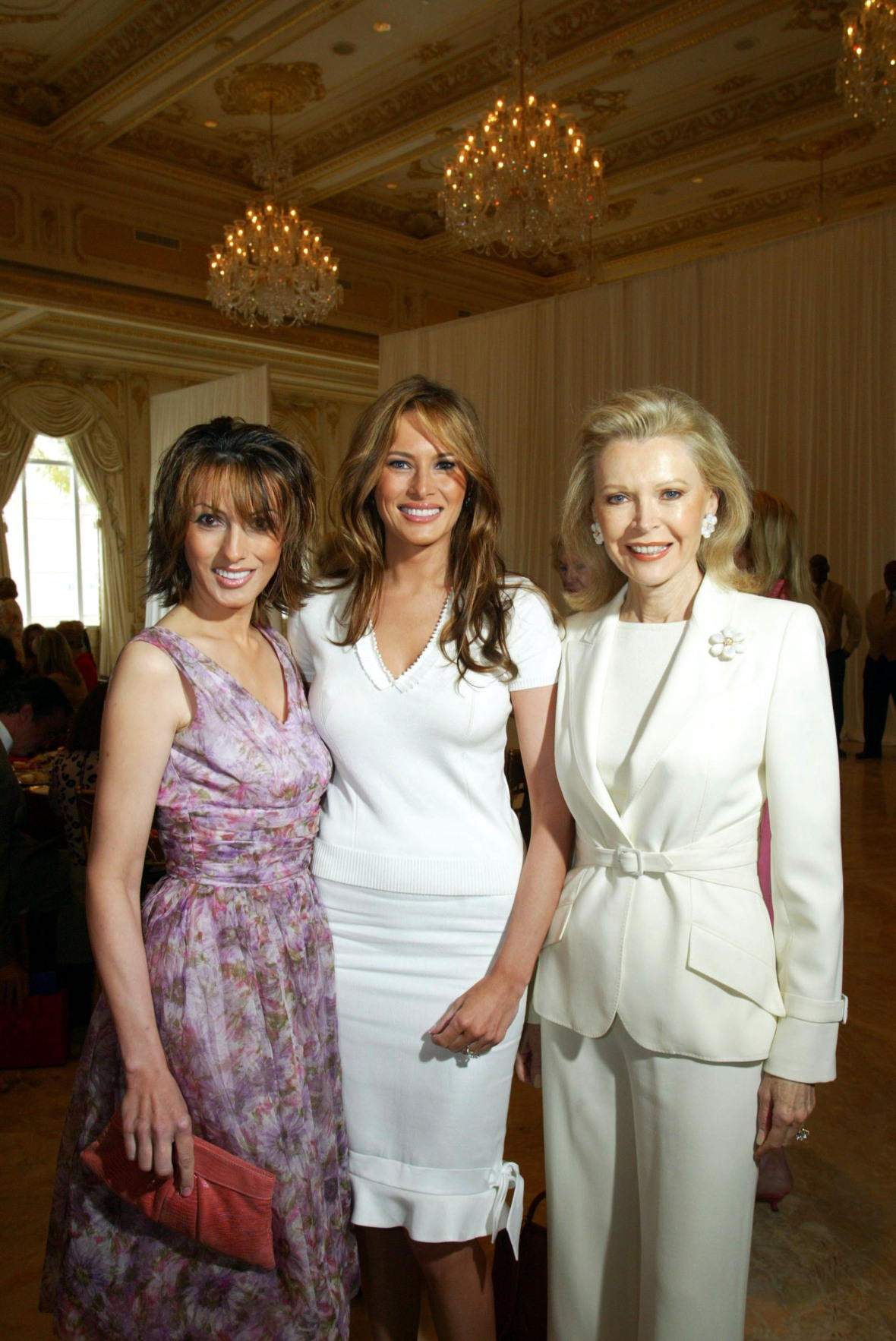 melania trump sister ines knauss getty images