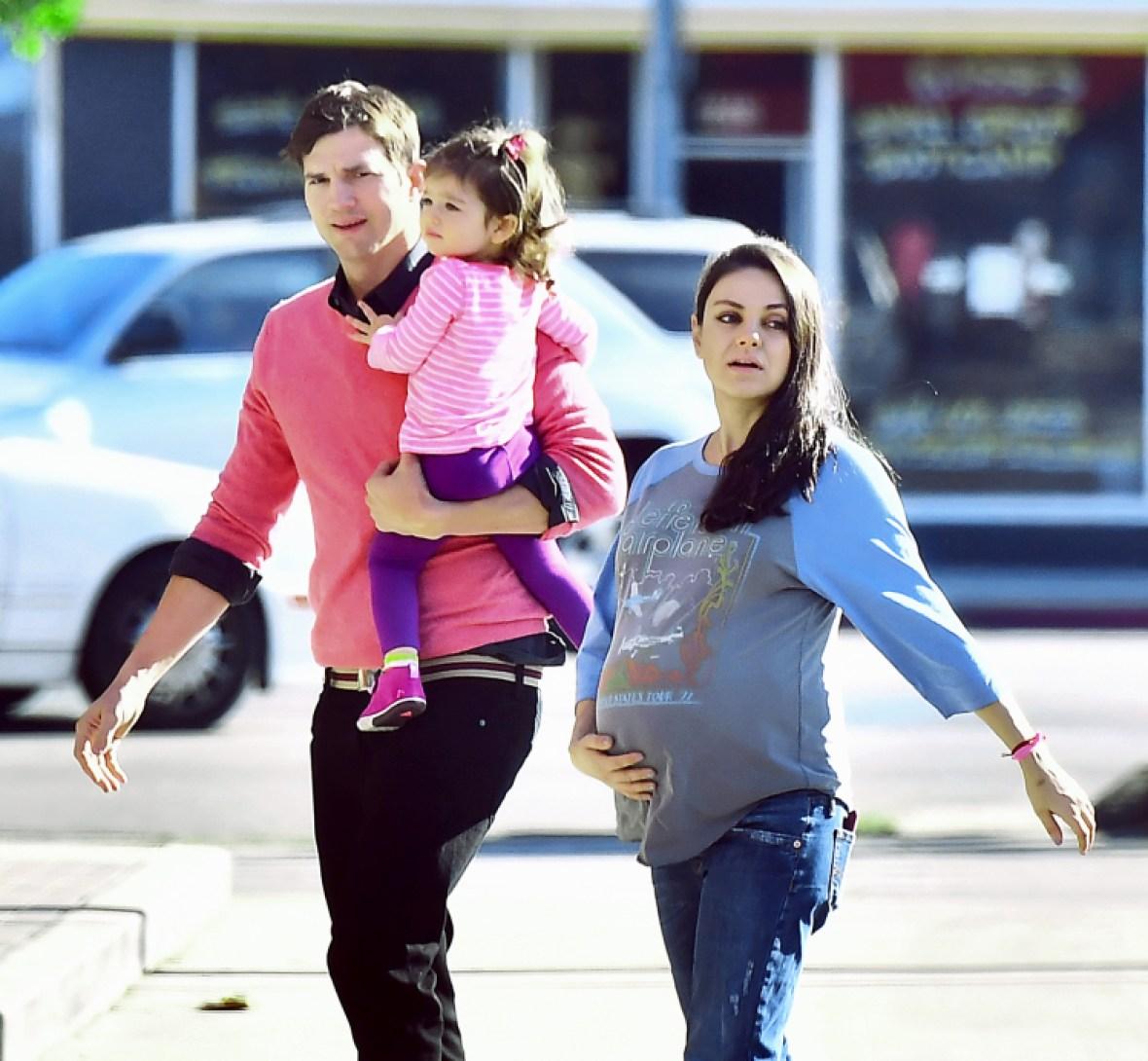 Mila Kunis Recalls Her Scary Honeymoon With Husband Ashton Kutcher