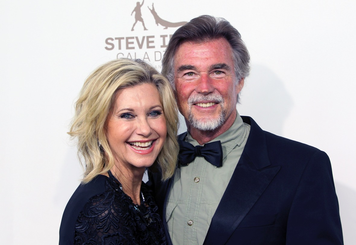 olivia newton-john husband
