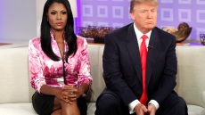 omarosa-donald-trump-melania-trump-divorce