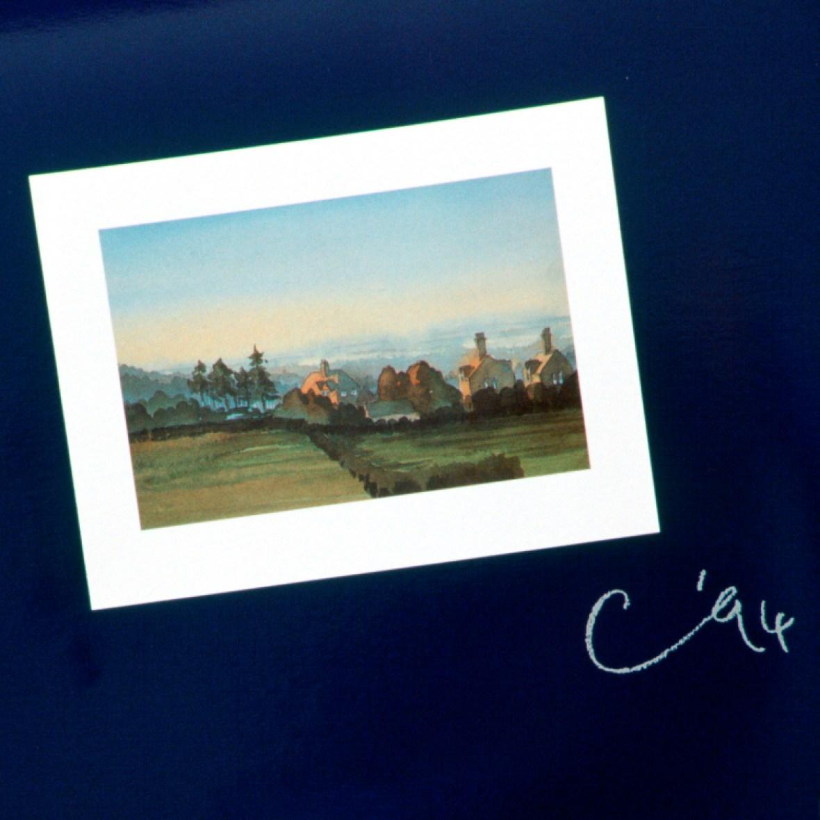prince charles watercolor