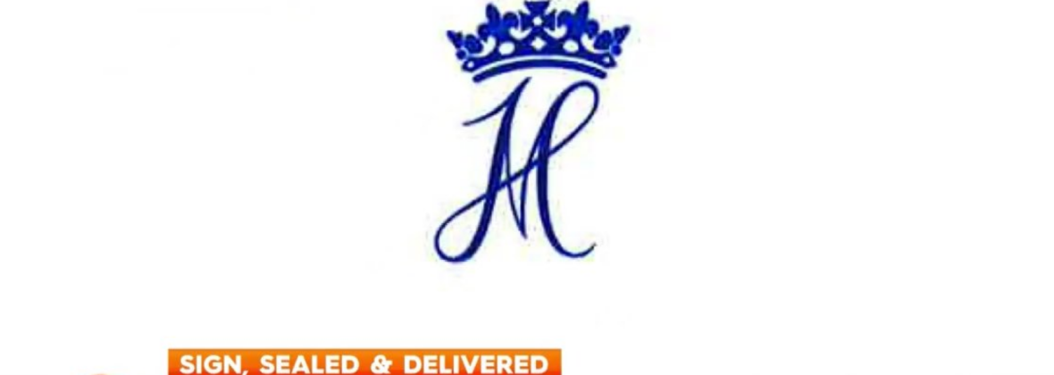 prince harry meghan markle royal monogram