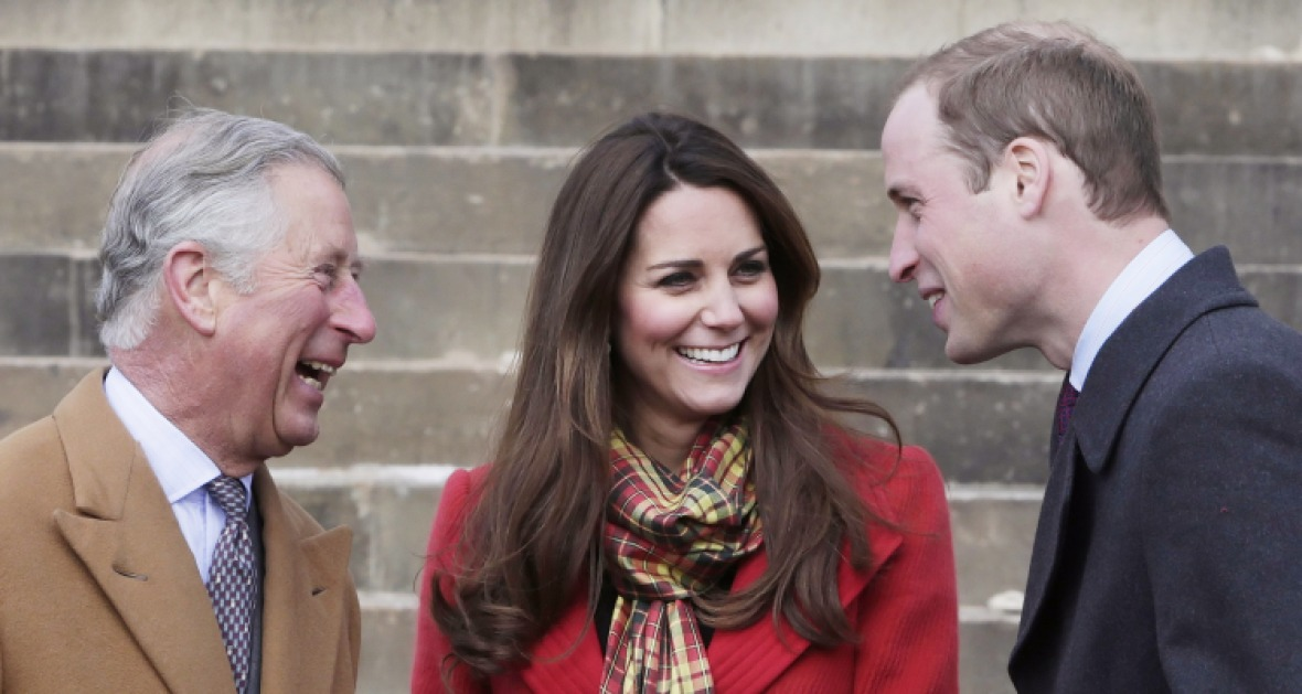 prince charles prince william kate middleton