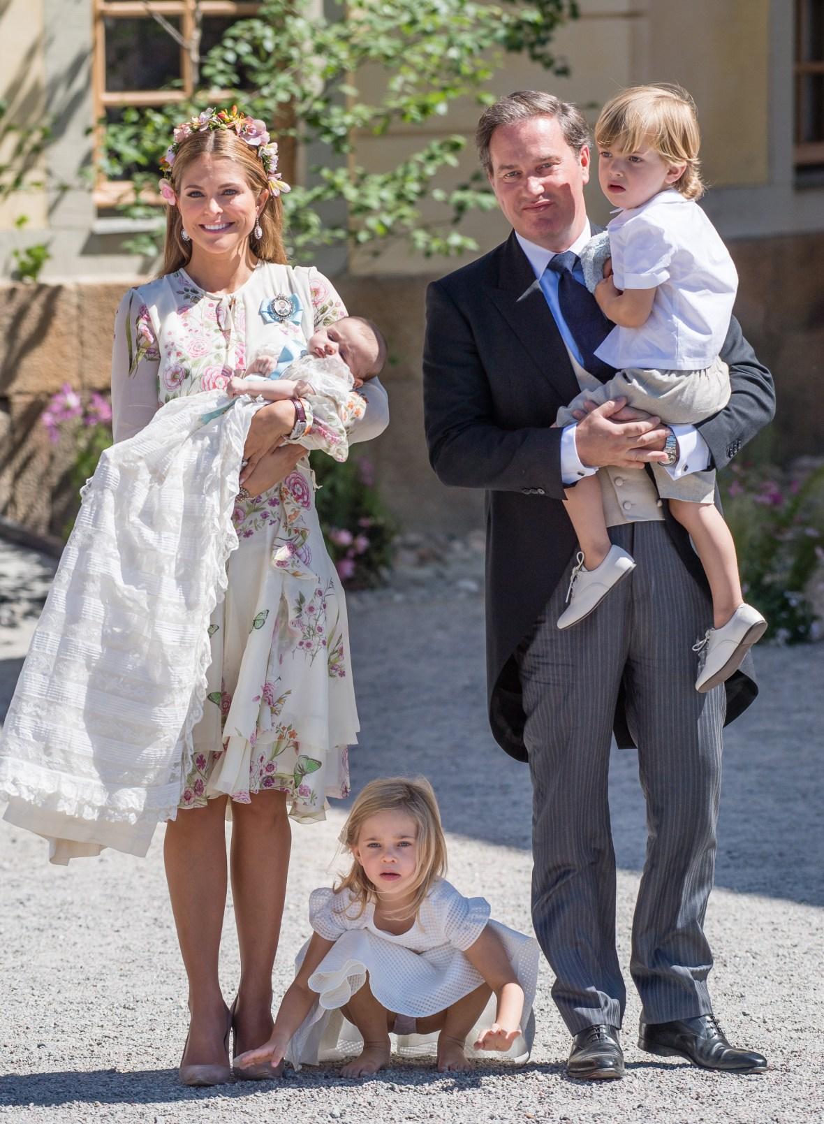 princess madeleine family
