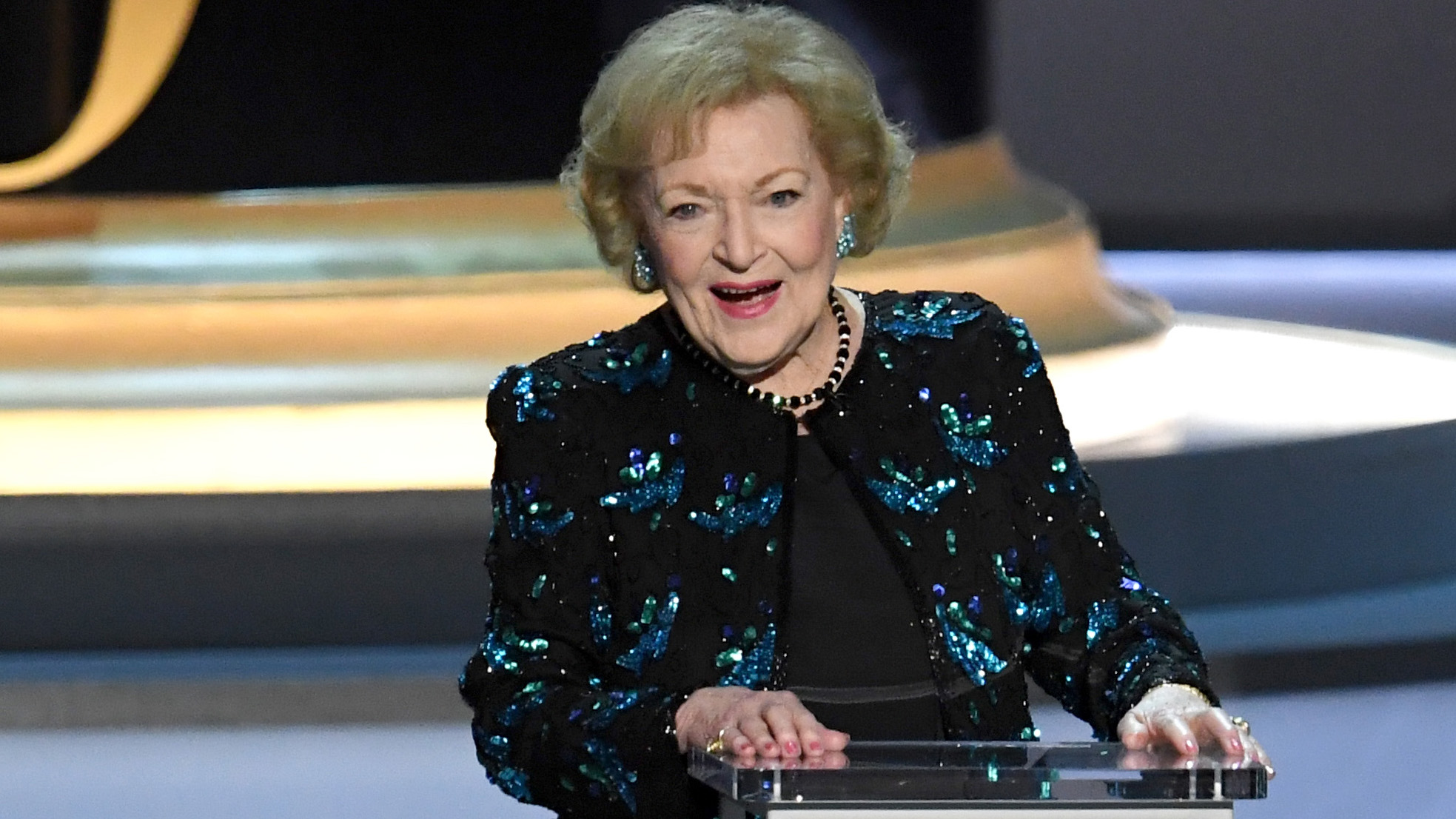 b8a219712 Betty White's Health: Get the Latest on the Actress' Condition!