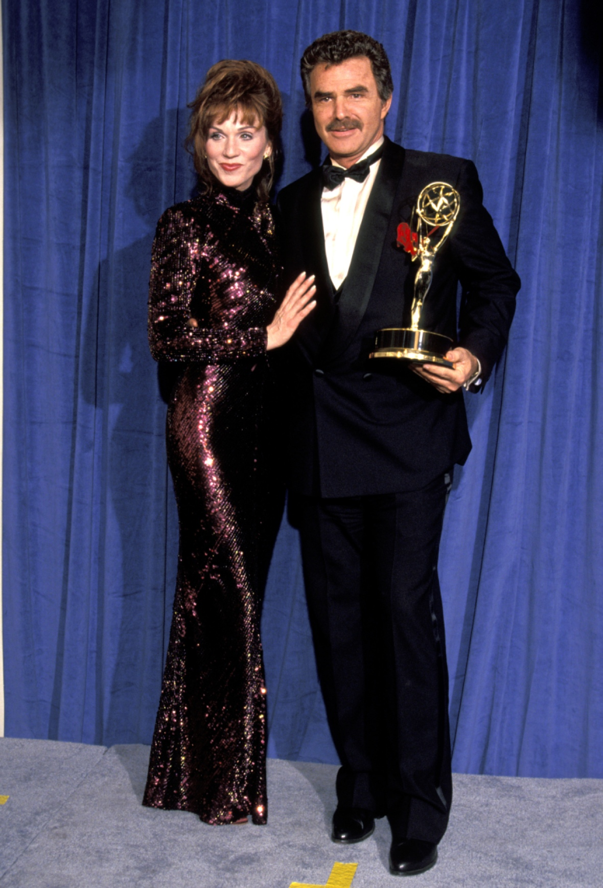 burt reynolds and marilu henner
