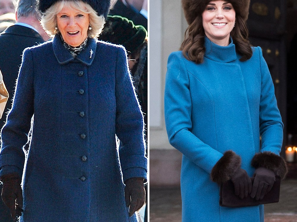 kate middleton and camilla