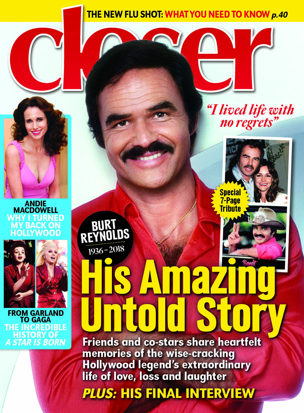 burt reynolds cover