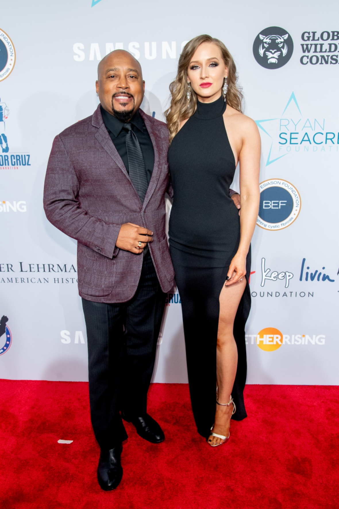 daymond john wife heather taras