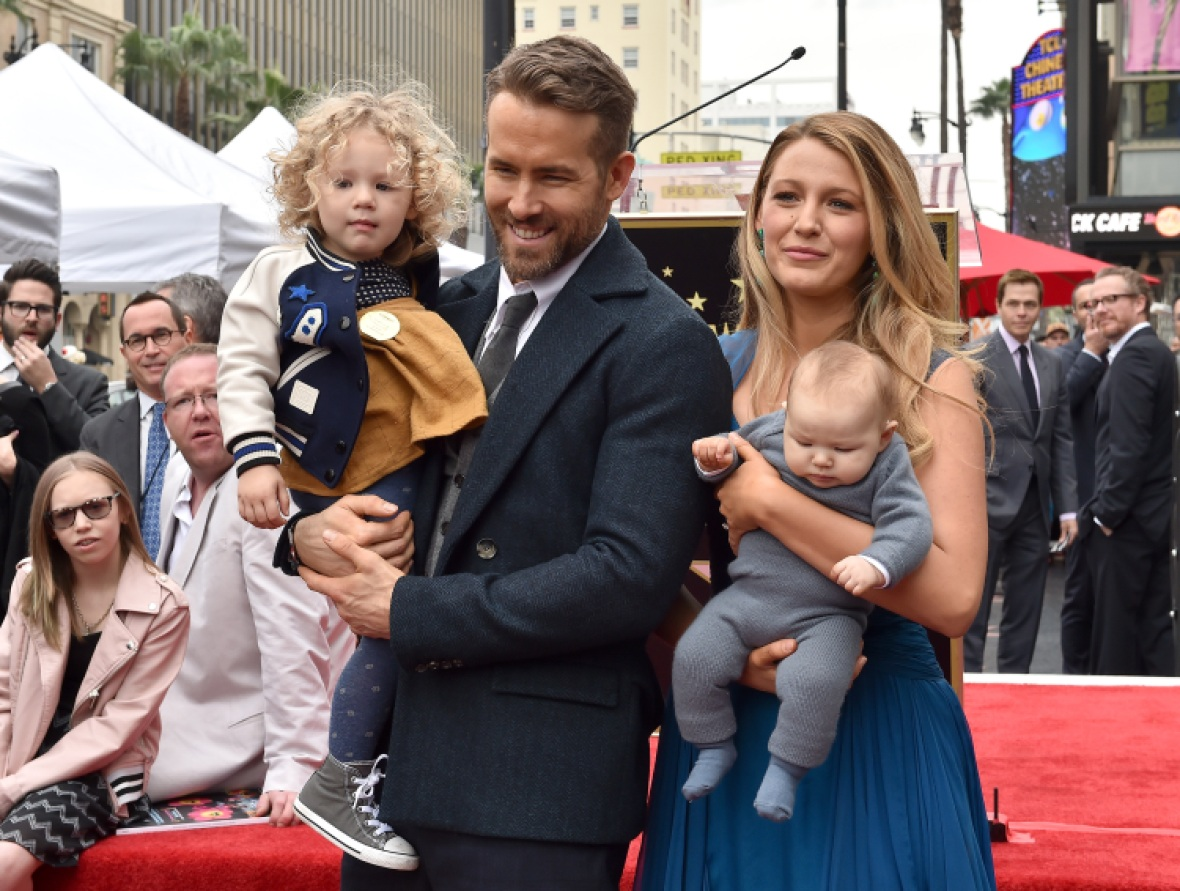blake lively ryan reynolds kids