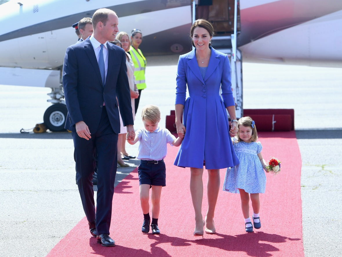 kate middleton royal family germany