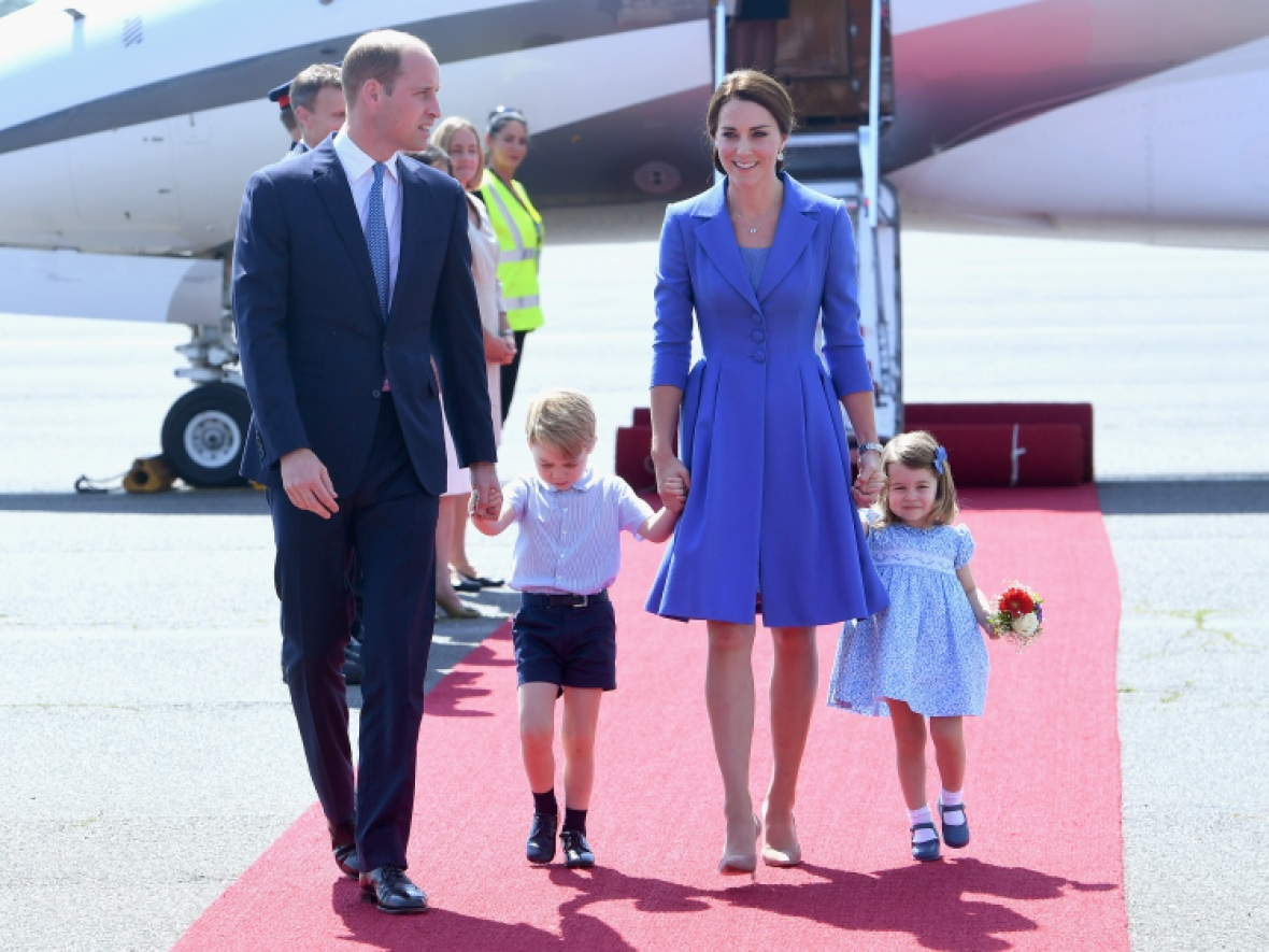 kate middleton royal family germany