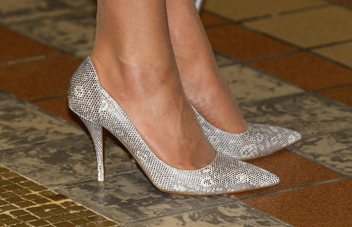 kate middleton shoe hack