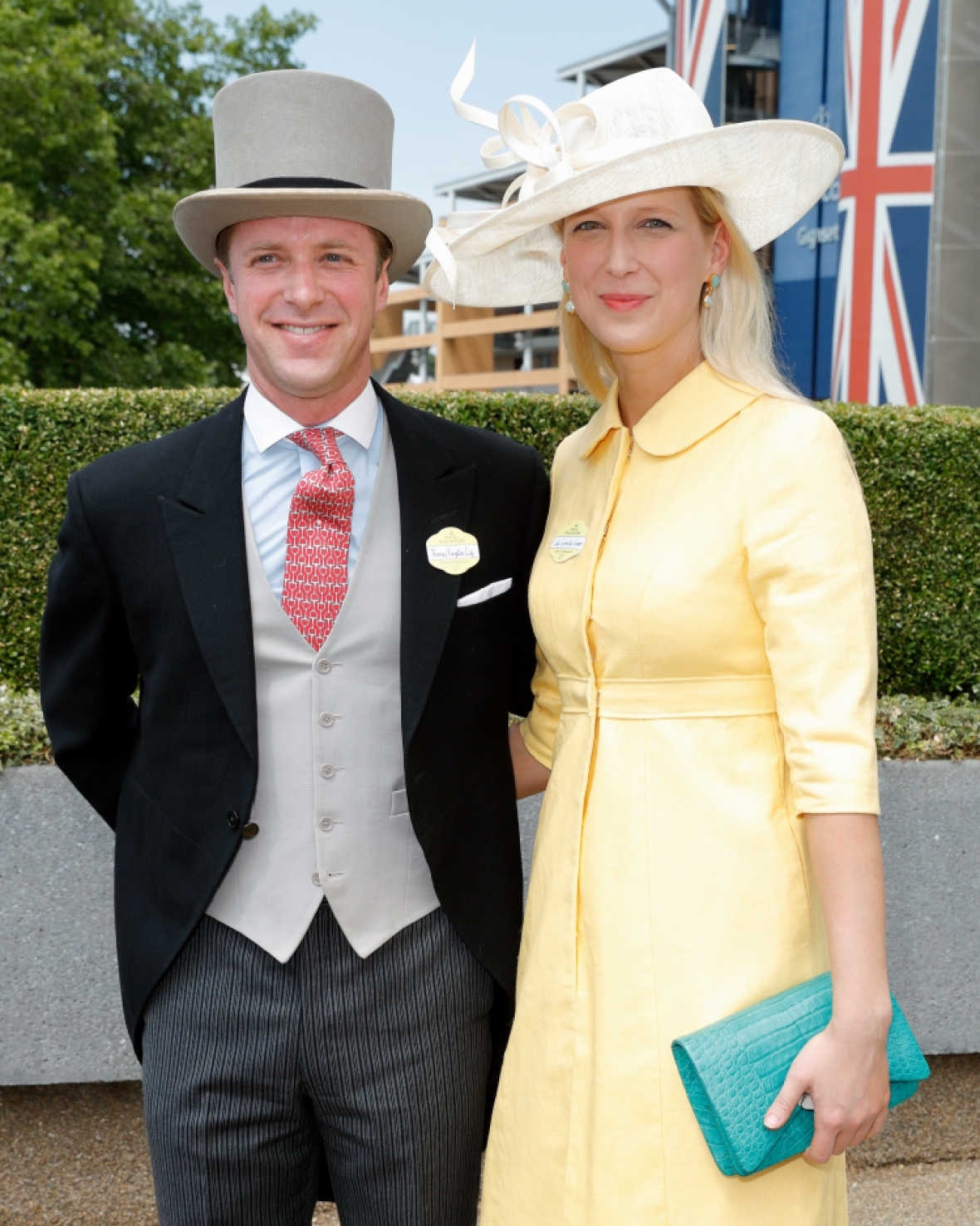 lady gabriella windsor thomas kingston