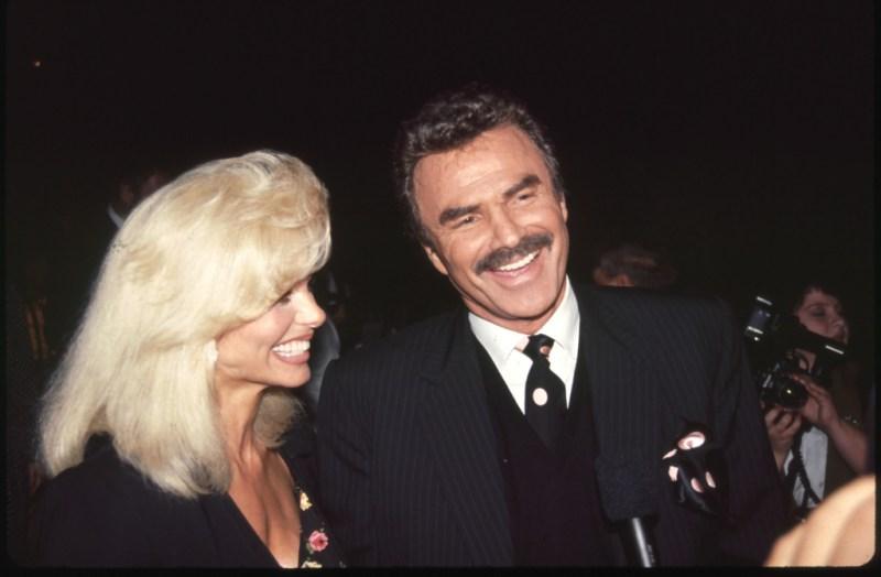 Loni Anderson Burt Reynolds