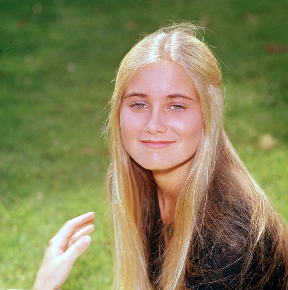 maureen mccormick getty images