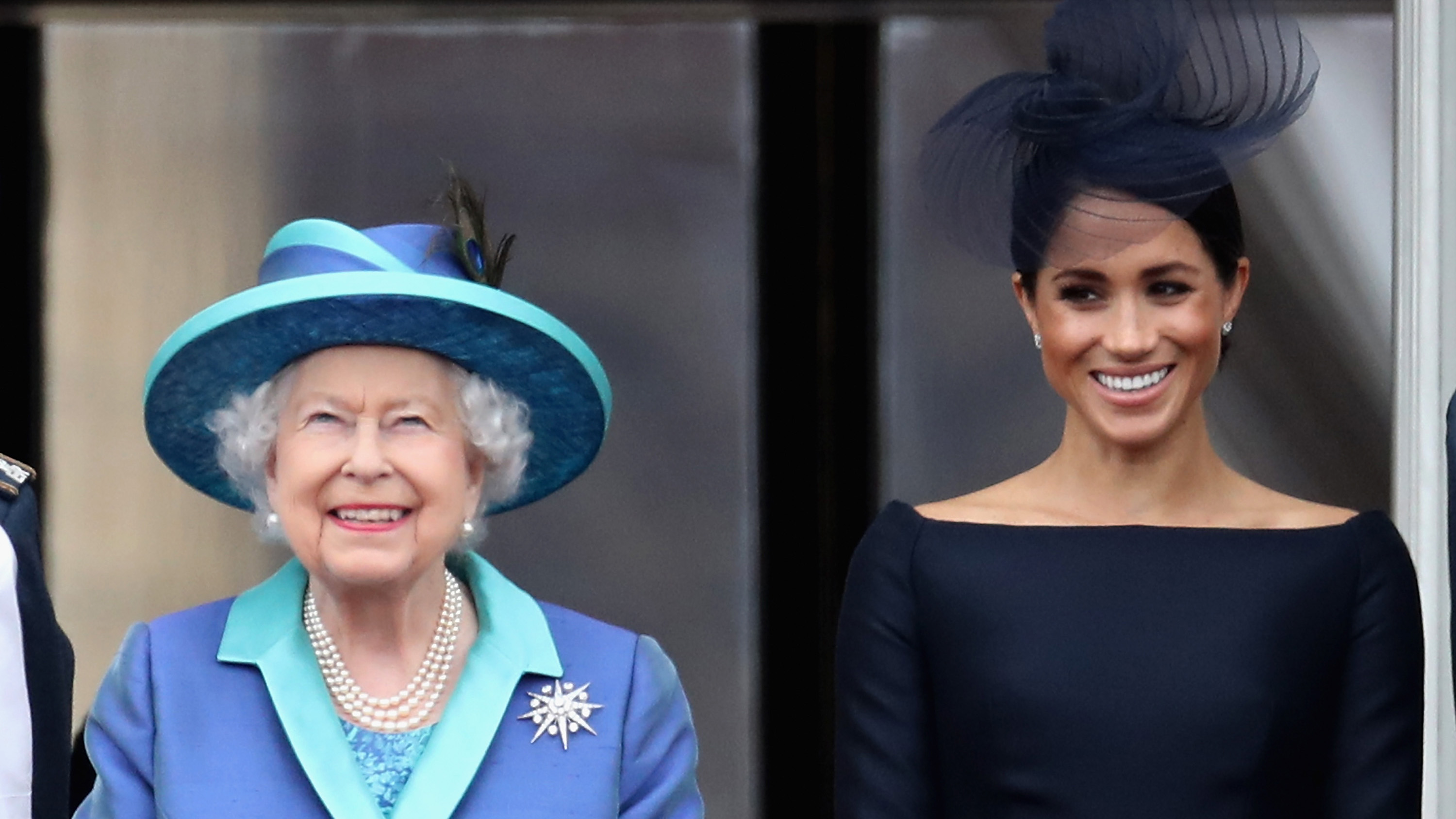 Meghan Markle's Milliner Says Her Style Takes After Queen Elizabeth's: 'There Is a Restraint and Elegance to Her'