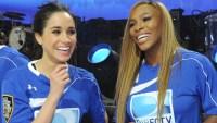 Meghan Markle Serena Williams