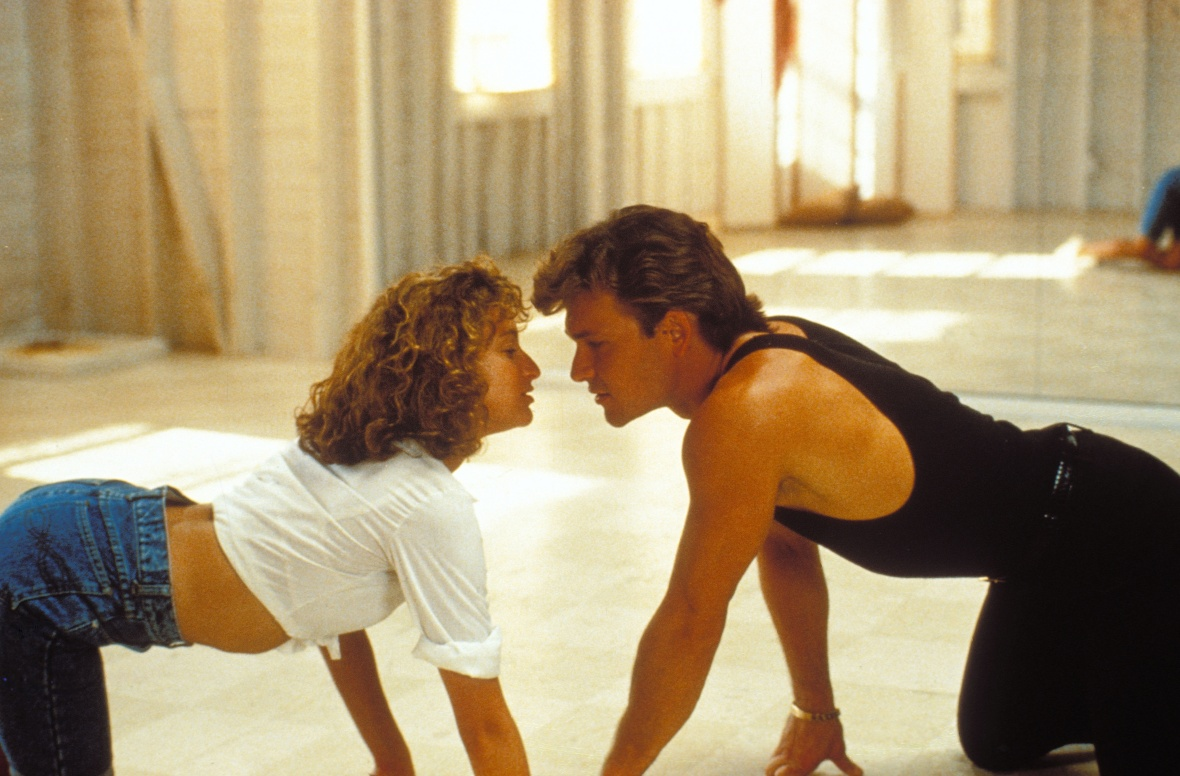 patrick swayze getty images