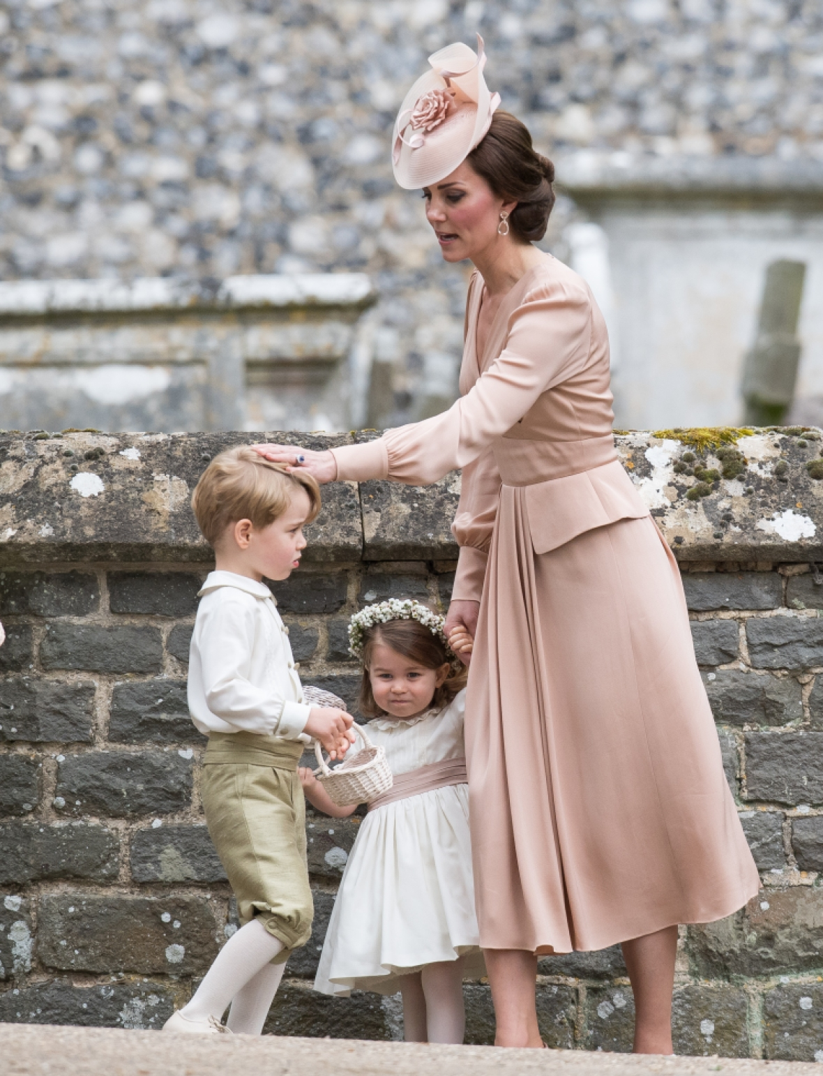 kate middleton prince george princess charlotte