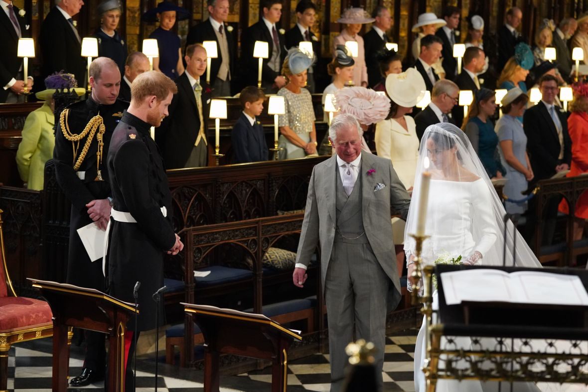 prince harry prince charles meghan markle getty images