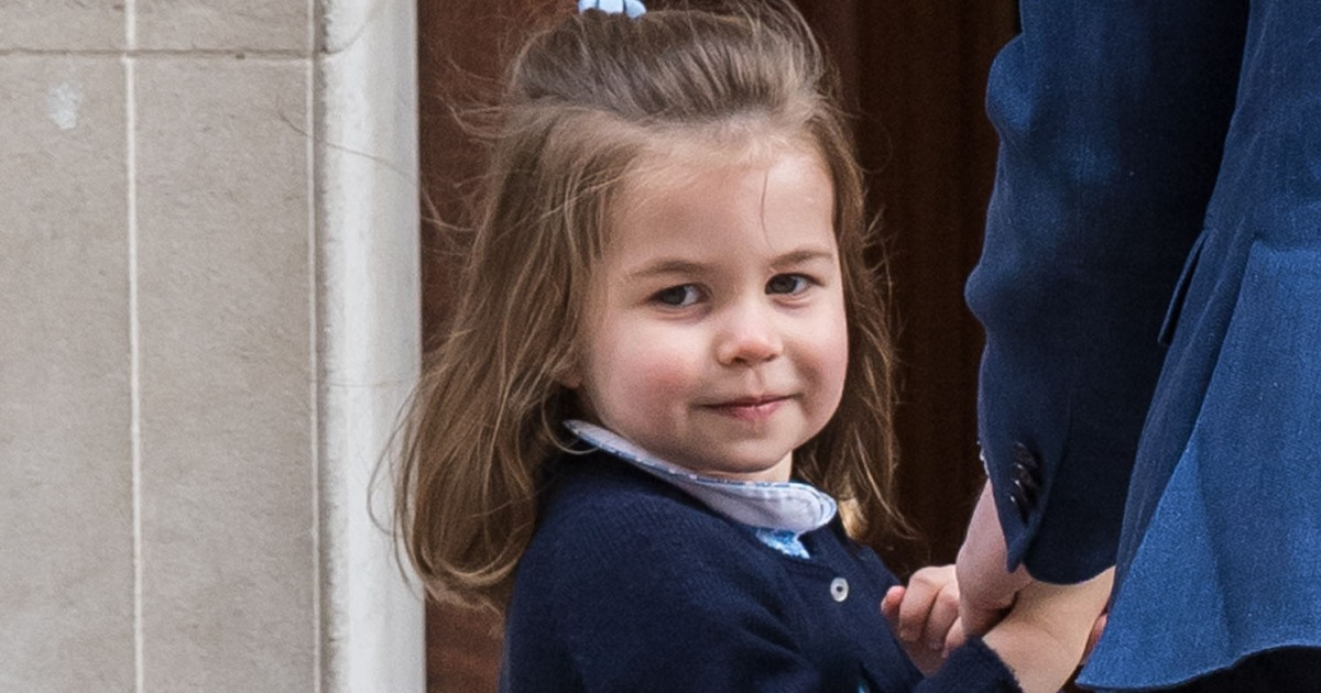 """Princess Charlotte's Kensington Palace Bedroom Is Reportedly """"Every Little Girl's Dream"""""""