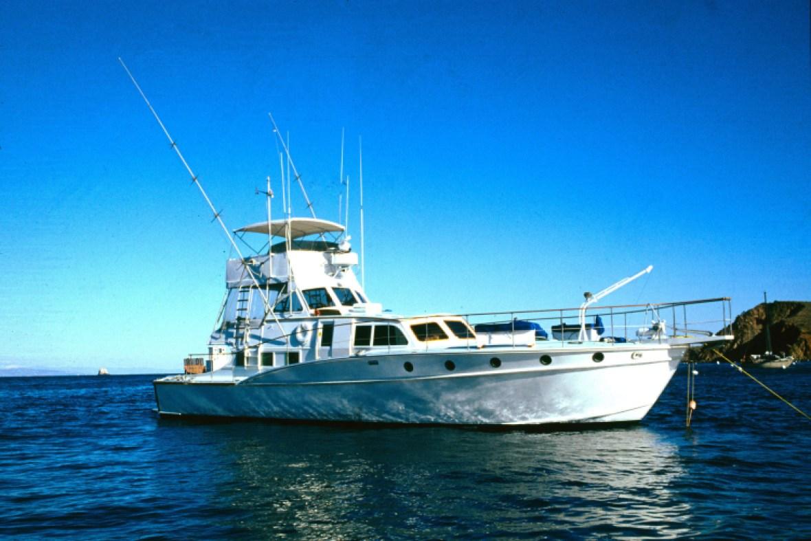 natalie wood yacht