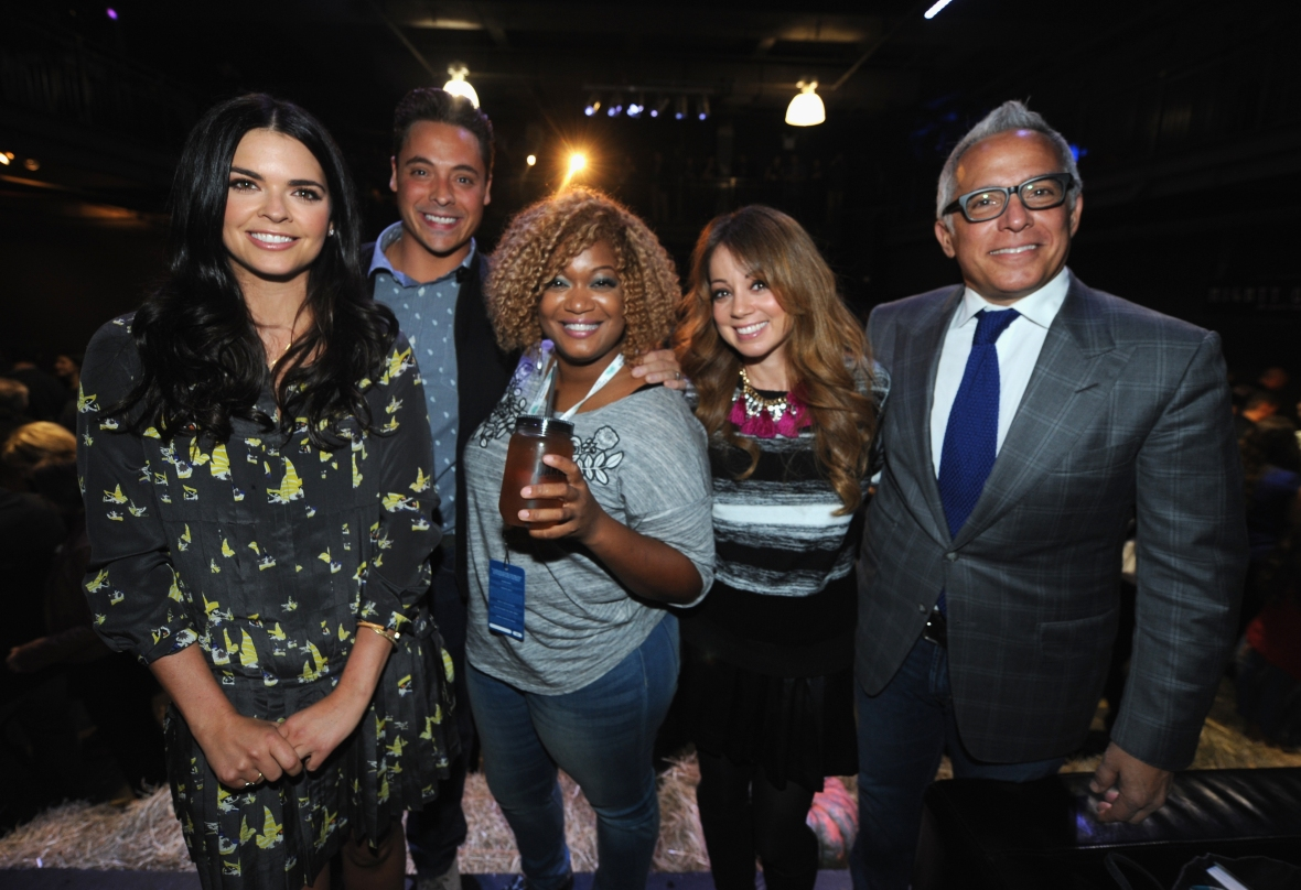 'the kitchen' cast getty images