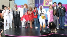 Al Roker 2018 NBC Today Show Halloween Celebration