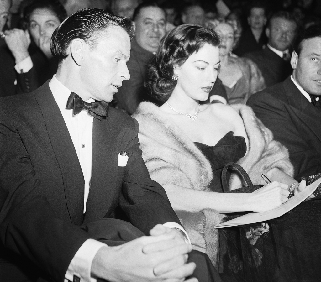 Inside Frank Sinatra And Ava Gardners Tumultuous Marriage