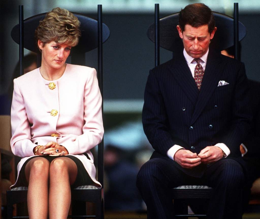 Book Prince Charles Wanted Out Marrying Princess Diana
