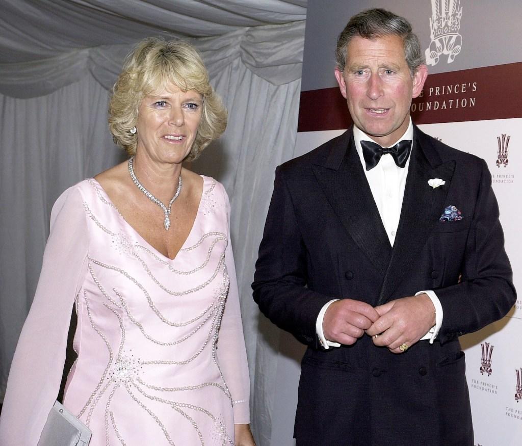Camilla Prince Charles