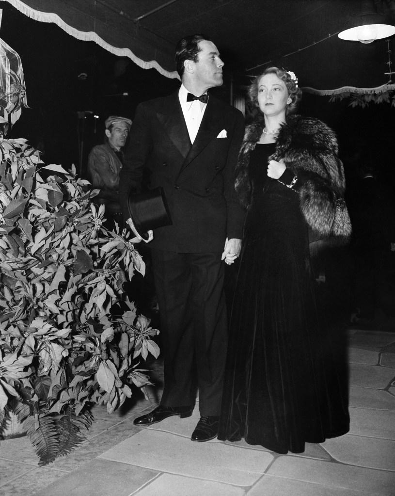 Henry Fonda Frances Seymour