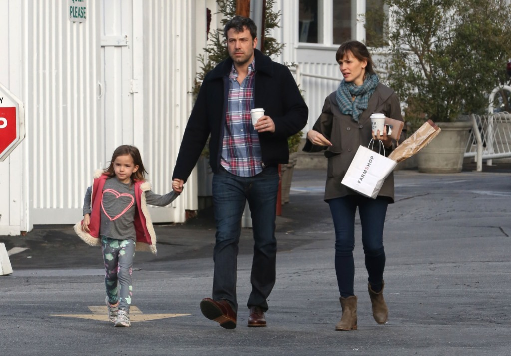 ben affleck and jennifer garner family