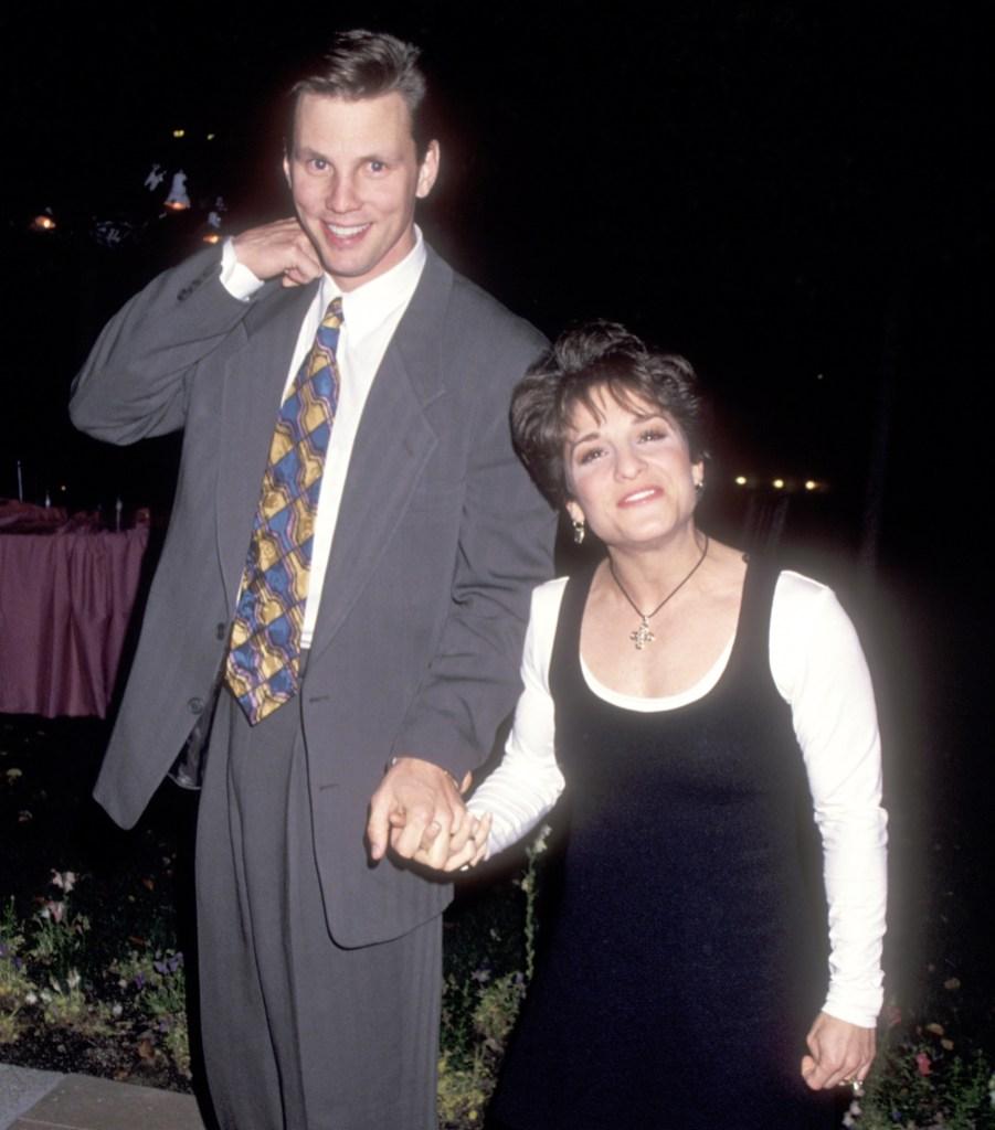 Mary Lou Retton divorcing shannon kelley