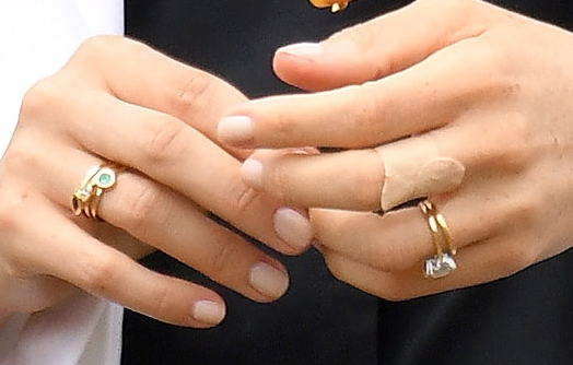Meghan Markle Jewelry Due Date