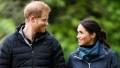 Meghan Markle Prince Harry nickname baby