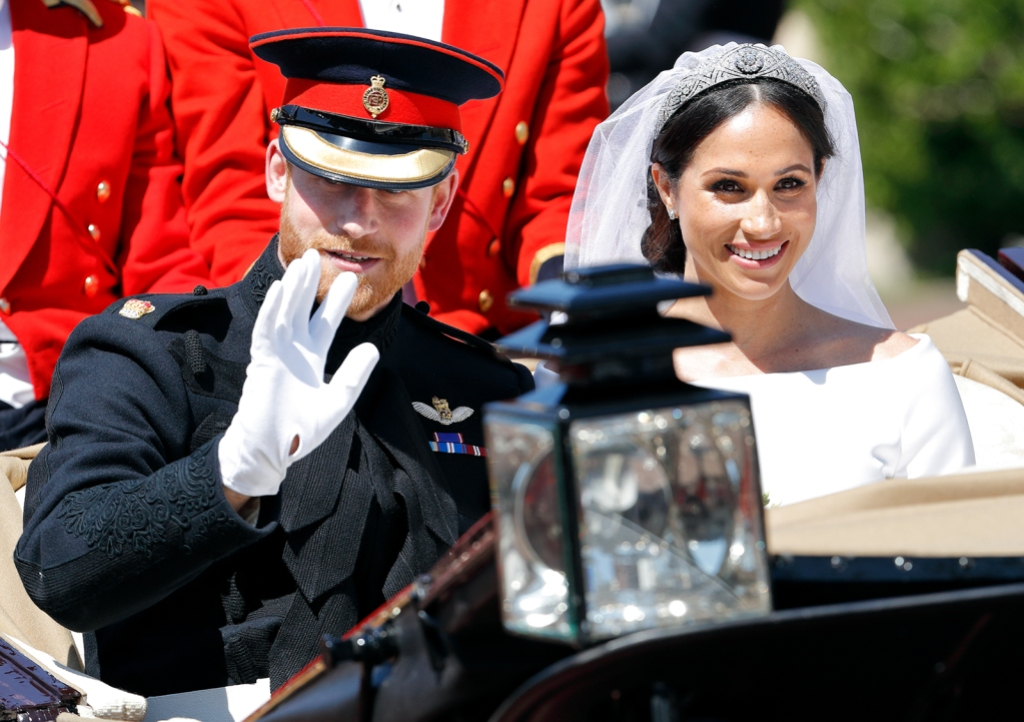 Meghan Markle Wedding Tiara Queen