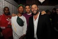 Pharrell Restaurant Opening