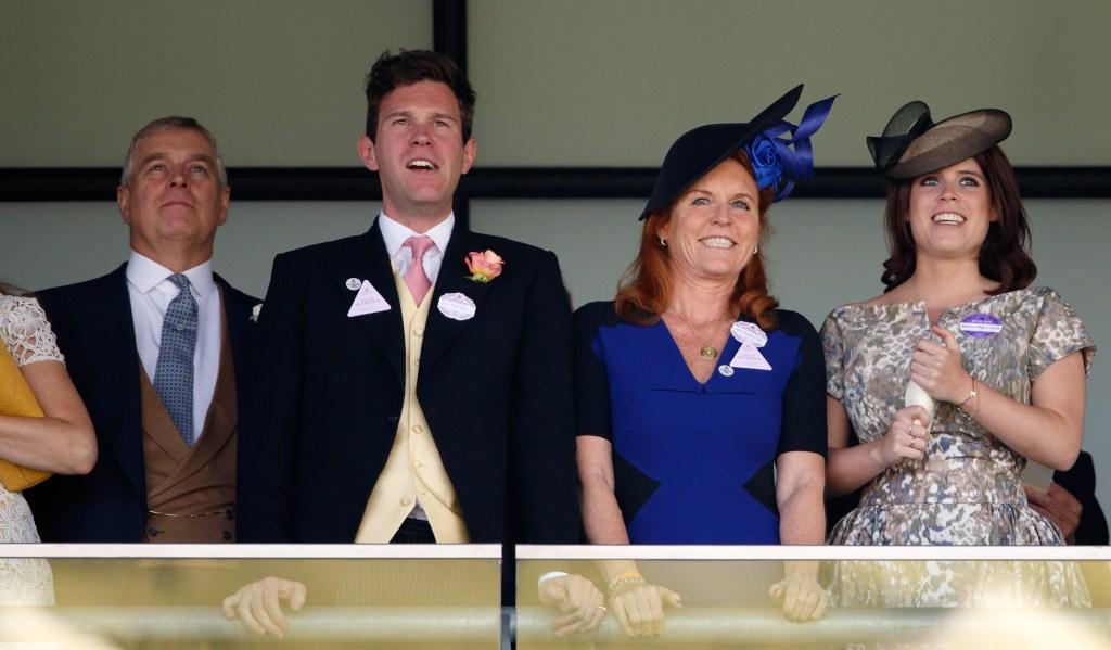 Prince-Andrew-Jack-Brooksbank-Sarah-Ferguson-Princess-Eugenie