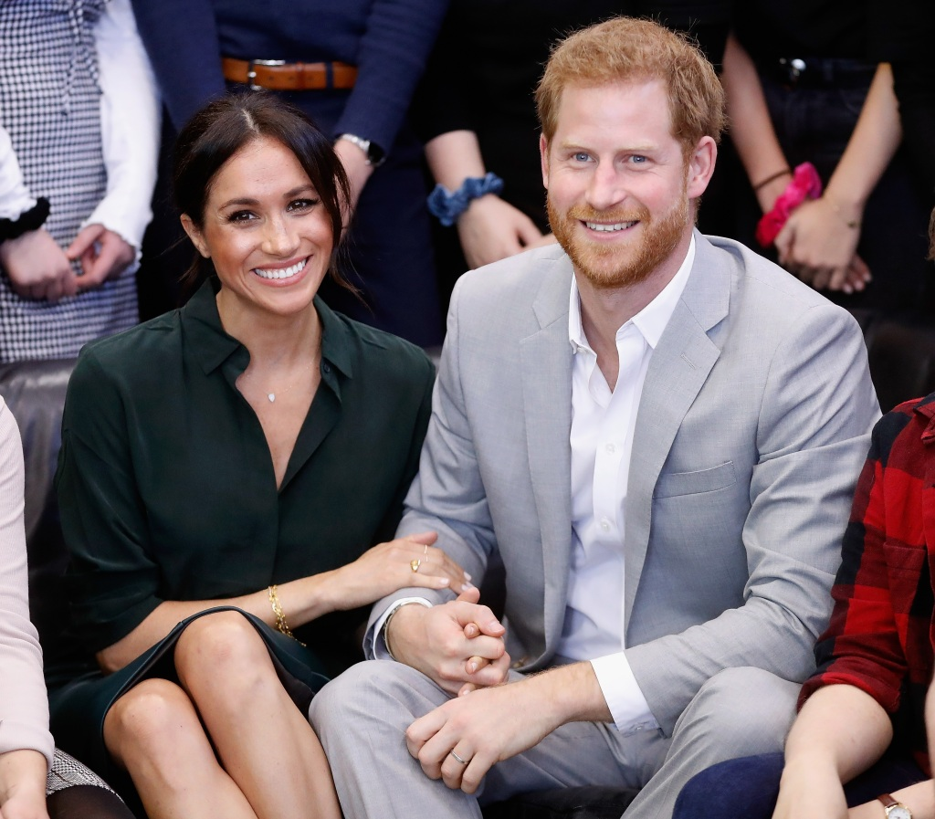 Prince-Harry-Meghan-Markle-Smiling