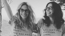 Julia Roberts and her stylist