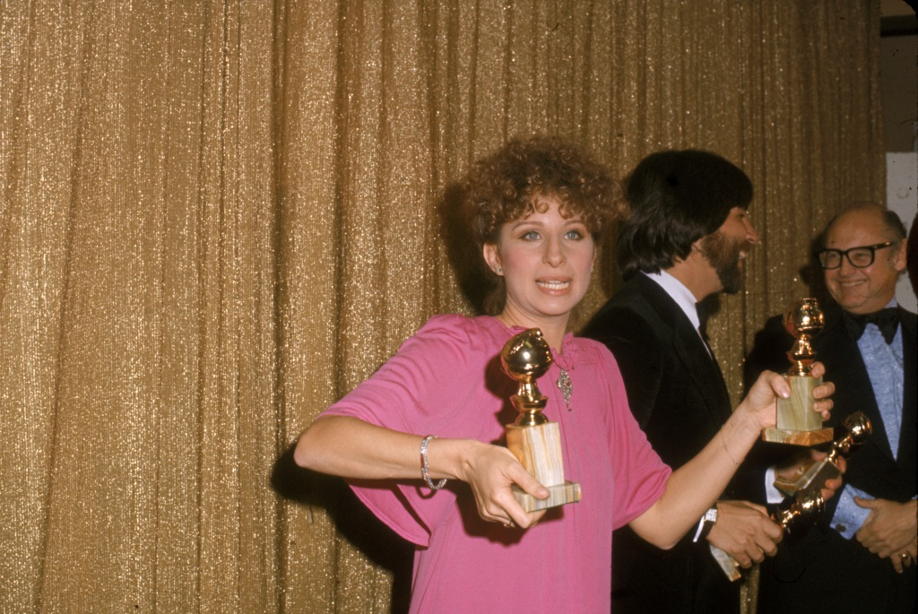 actress-barbra-streisand-a-star-is-born