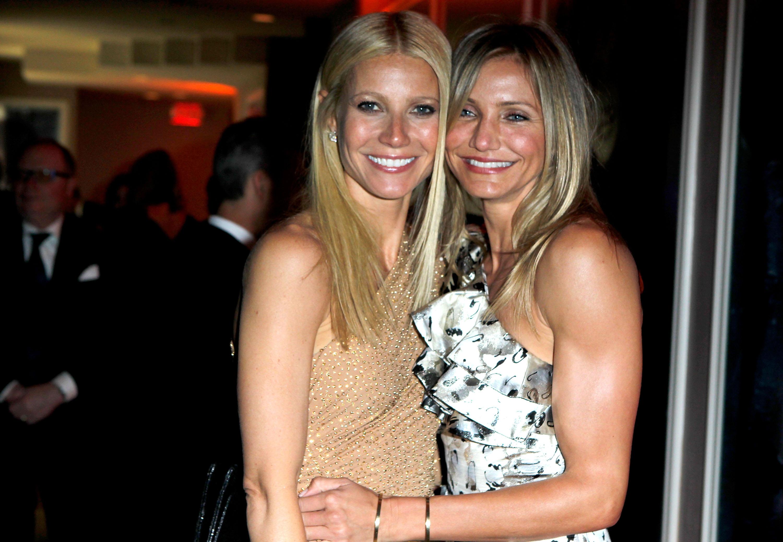 Cameron Diaz Reportedly Gave Bff Gwyneth Paltrow Wedding Advice