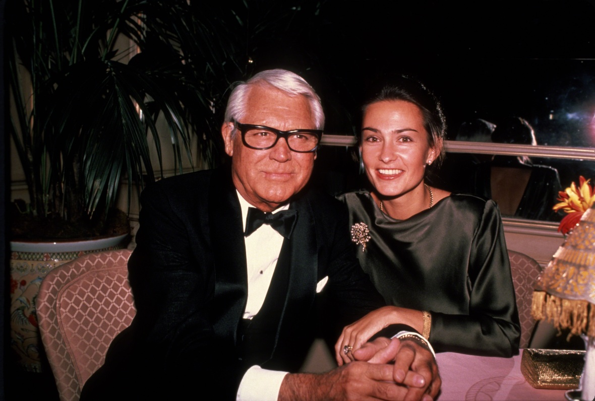 cary grant wife