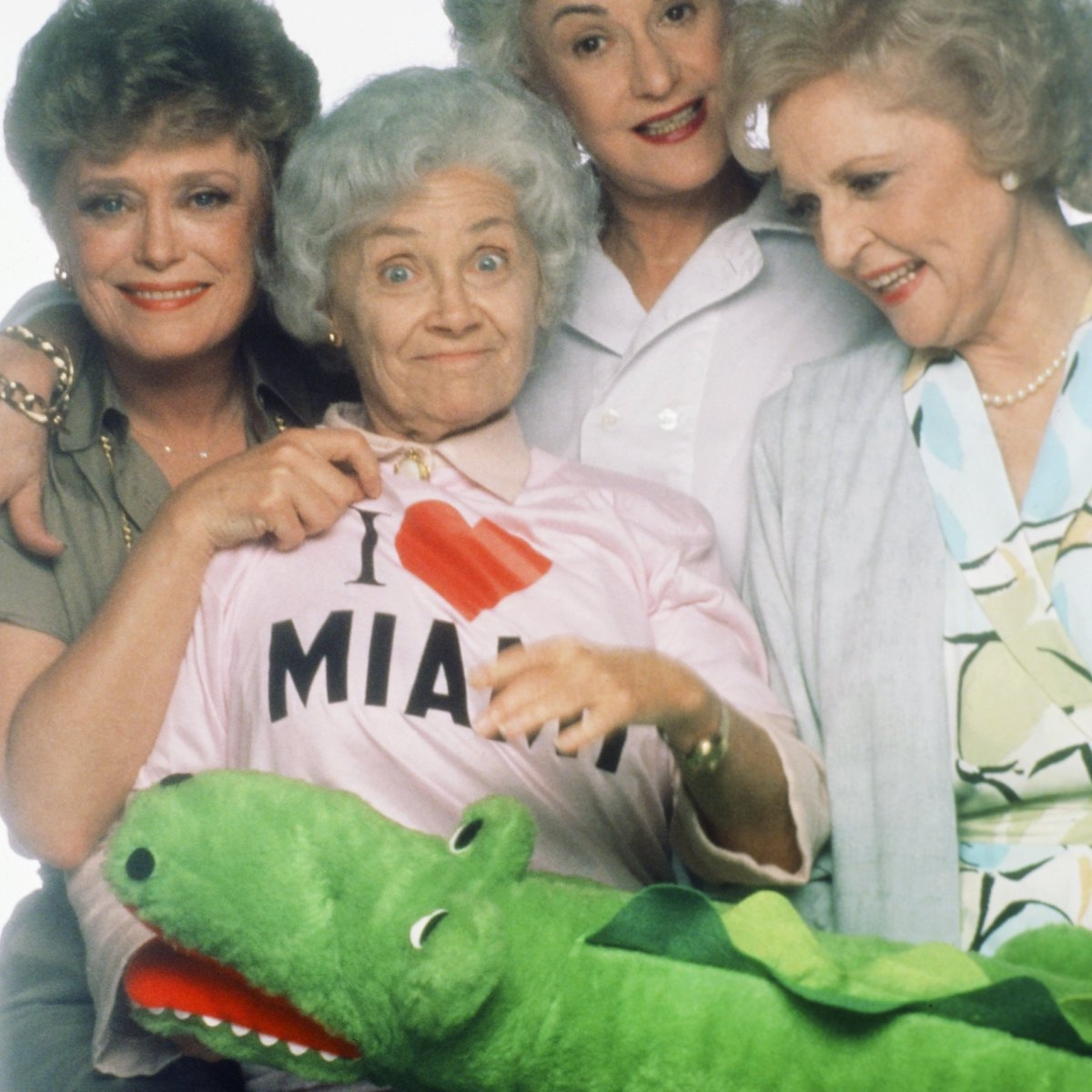 d6aa6f8c Betty White's Series 'The Golden Girls' Continues To Live On Today