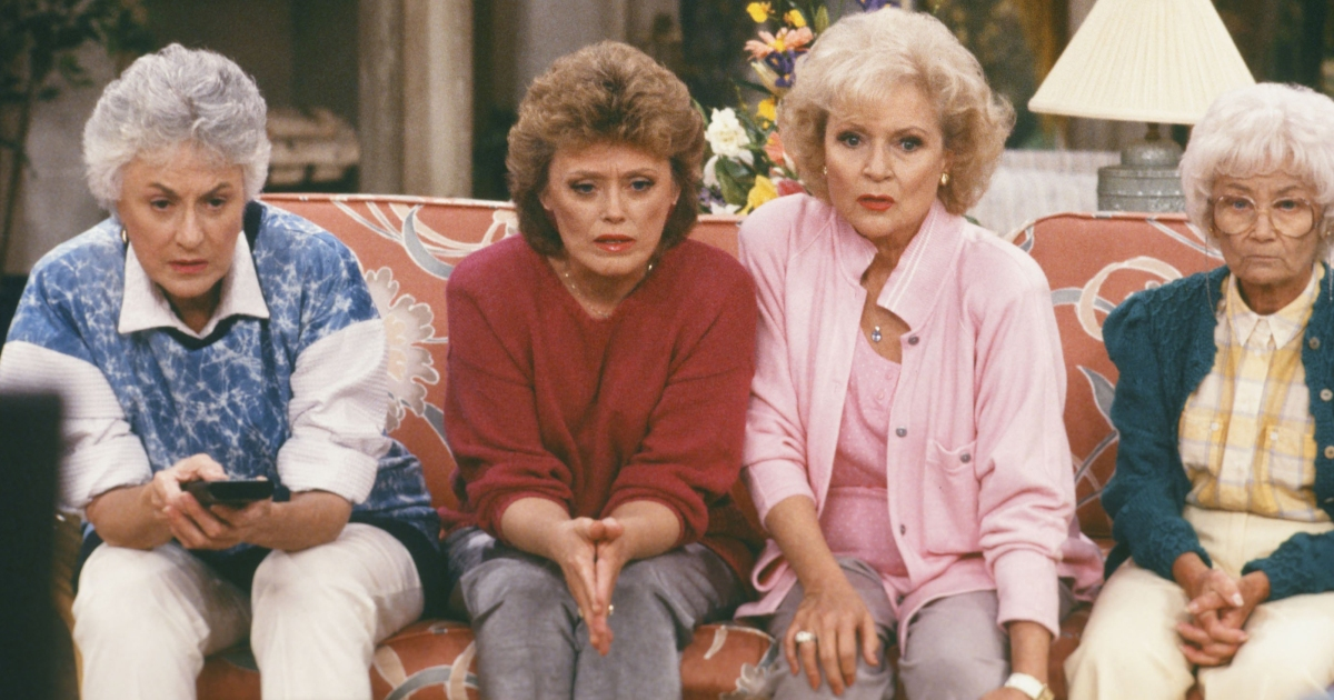 ab64ed2c 'The Golden Girls' Revealed! Things You Didn't Know About The Classic  Series (Exclusive)