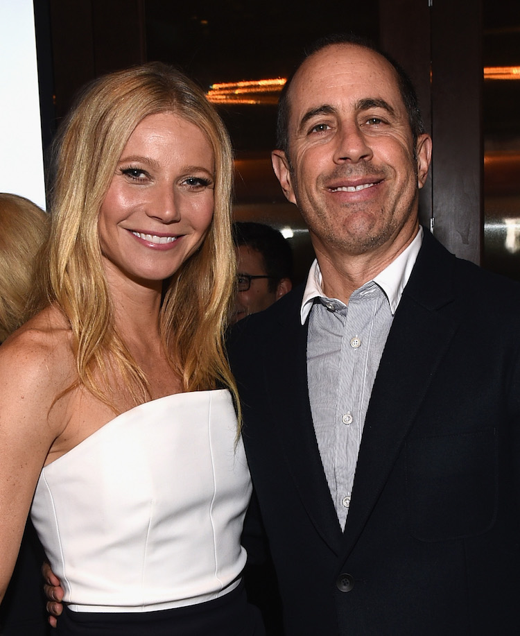 gwyneth paltrow jerry seinfeld
