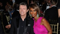 Iman David Bowie never marry again