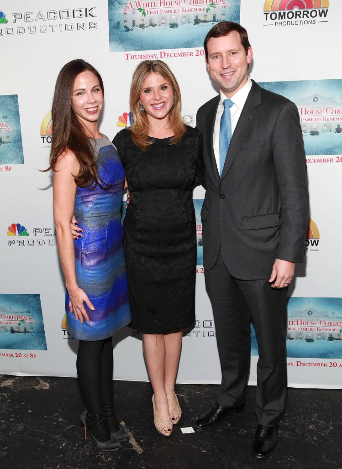 jenna bush hager henry hager barbara pierce bush